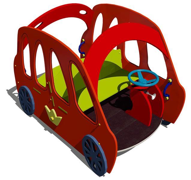 Игровой элмент «Автомобиль»