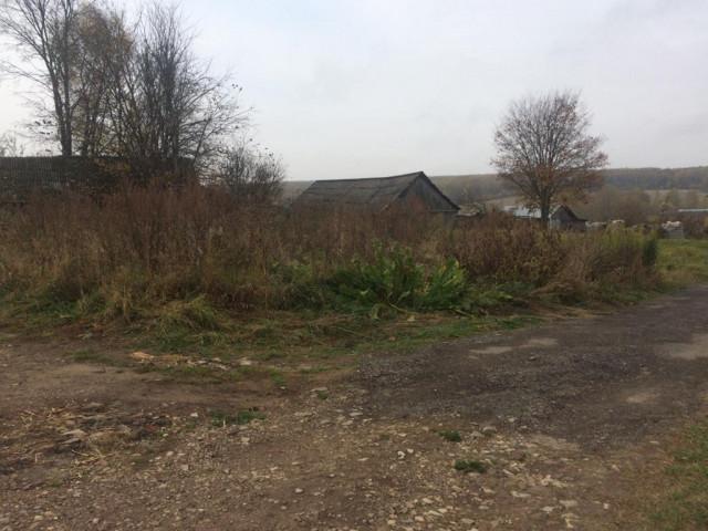 Обустройство спортивной площадки в деревне Абрютино МО г. Алексин, напротив дома №19