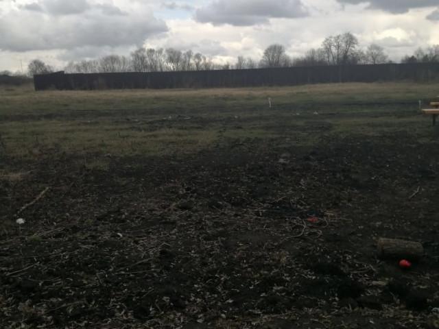 Обустройство спортивной площадки в деревне Задонщино Кимовского района