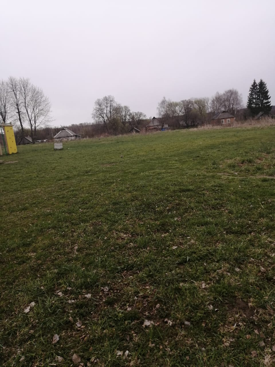Обустройство спортивной площадки в н.п. Зубково в районе ул. Школьная