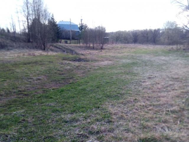 Обустройство детской игровой площадки в деревне Рождествено, Заокского района