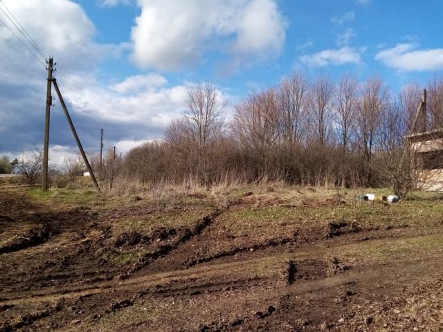 Обустройство детской игровой площадки в д.Железница Белевского района