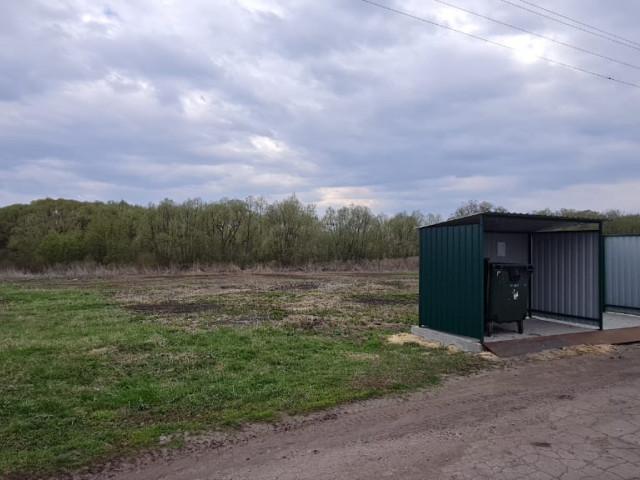 Обустройство спортивной площадки в деревне Кудашево Кимовского района Тульской области