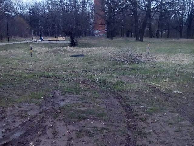 Обустройство детской игровой площадки в г.Тула, пос.2-йЗападный, улица.Маяковского, в районе сквера