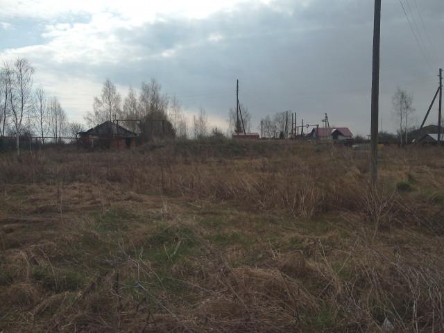 Детская игровая площадка и игровой комплекс для детей 6-9 лет в д. Панарино Щекинского района Тульской области.