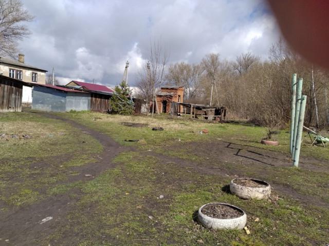 Обустройство спортивной площадки  на  территории детской площадки  в поселке Шахты 21 Щекинского района