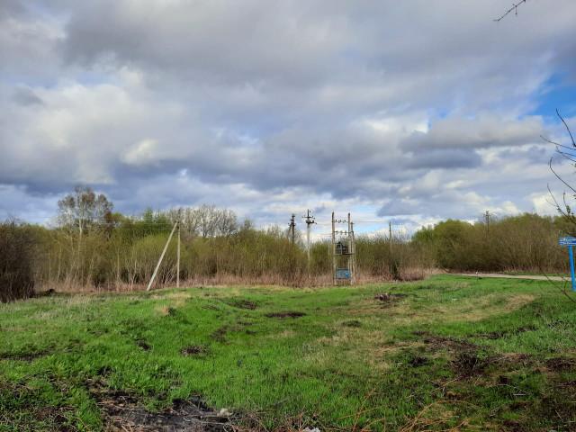 Обустройство спортивной площадки в деревне Машково Кимовского района Тульской области