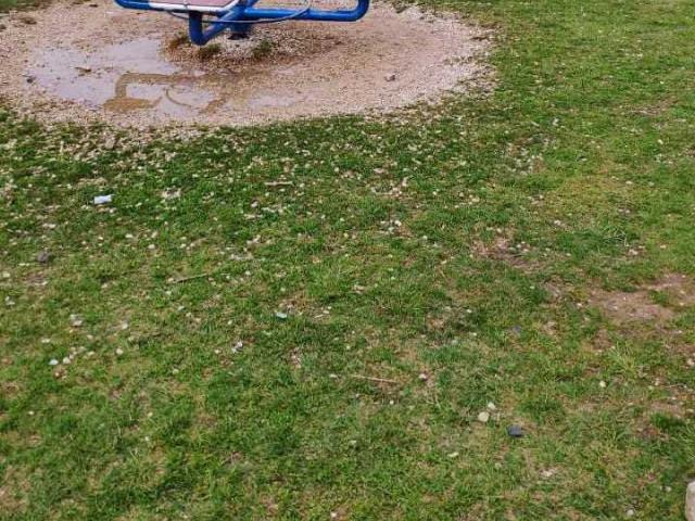 Обустройство детской игровой площадки в поселке Барсуки, ул. Микрорайон, Ленинский район, г. Тула