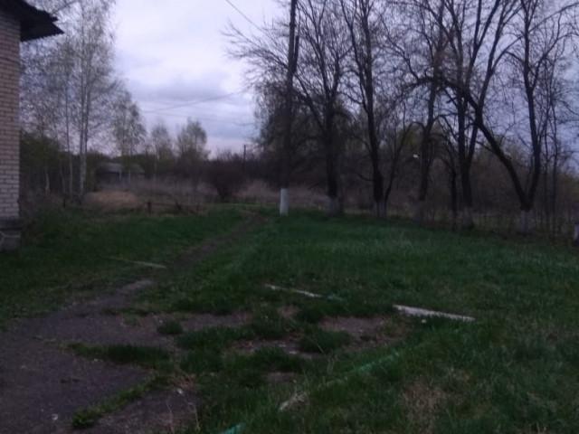 Обустройство детской игровой площадки в с.Ломовка Богородицкого района