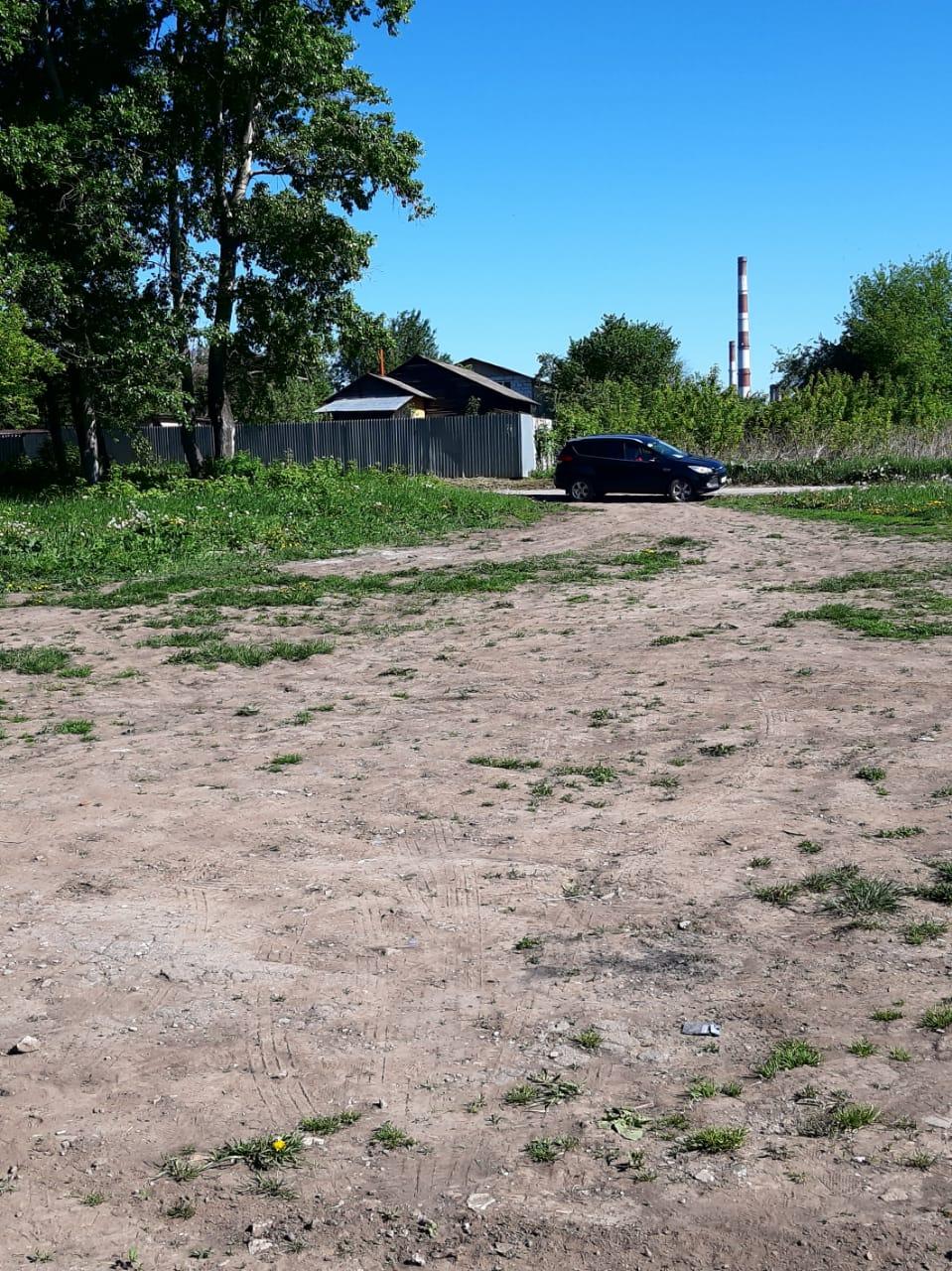 Обустройство детской площадки по улице Советская в районе д.2а г. Советск Щекинского района